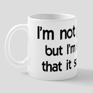 notperfect_btle1 Mug