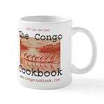 Congo Cookbook Mug