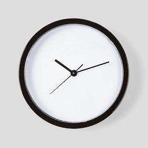 UKE Ukulele Wall Clock