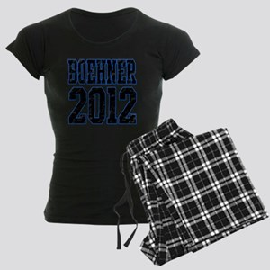 Boehner 2012 Women's Dark Pajamas