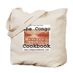 Congo Cookbook Tote Bag