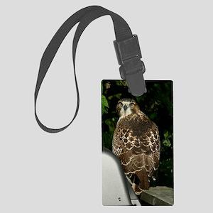 Hawk2.5x3.5 Large Luggage Tag