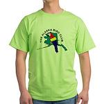 Parrot Green T-Shirt