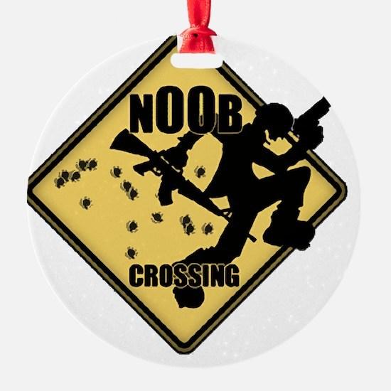 NOOBCROSS Ornament