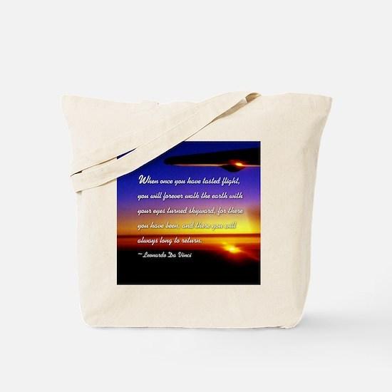 DaVincisquare Tote Bag
