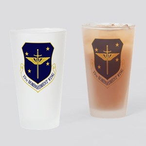 19th Bomb Wing Drinking Glass