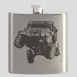 Jeep Wrangler Poser (TJ) Flask