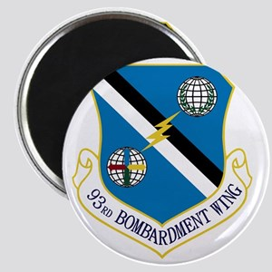 93rd Bomb Wing Magnet