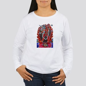 "Bickman ""Vajrayogini""  Women's Long Sleeve T-Shirt"