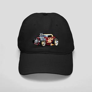 32FordHiboy32B Black Cap