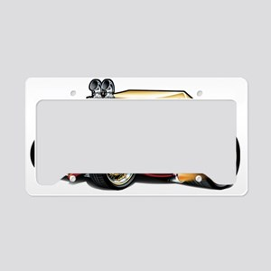 32FordHiboy32B License Plate Holder