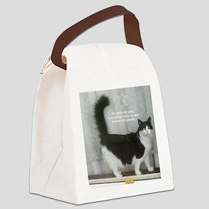 85_18 OCT 10 - 3d-haiku Canvas Lunch Bag