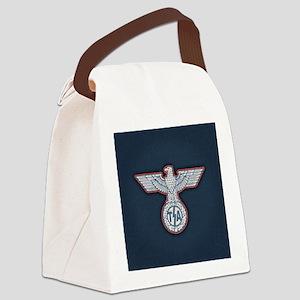 tsa-eagle-BUT Canvas Lunch Bag