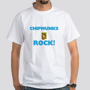 Chipmunks rock! T-Shirt