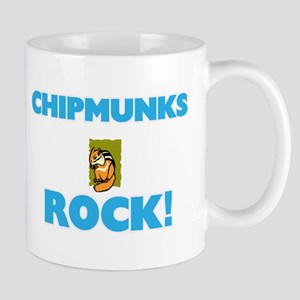 Chipmunks rock! Mugs