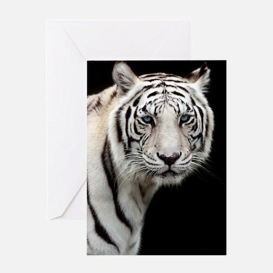tiger1 Greeting Card