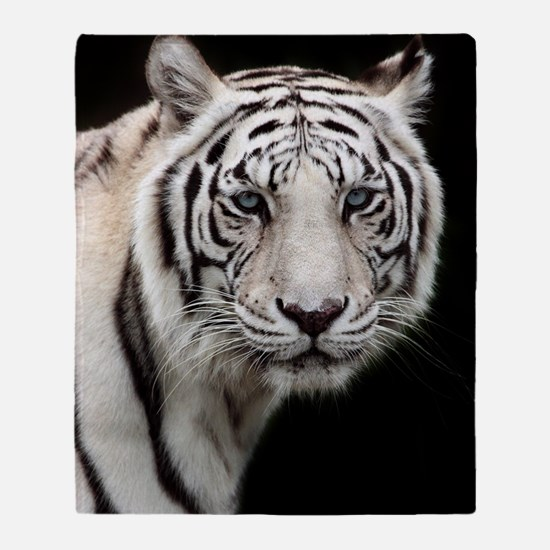 tiger1 Throw Blanket
