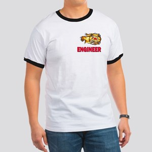 Fire Department Engineer Ringer T