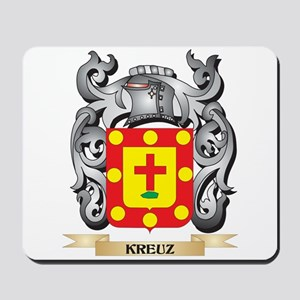 Kreuz Coat of Arms - Family Crest Mousepad