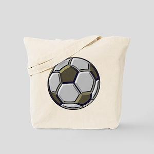 soccer art bevel 1 Tote Bag