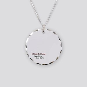 Dominick Necklace Circle Charm