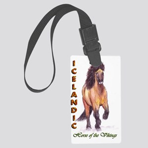 icy2010textbig Large Luggage Tag