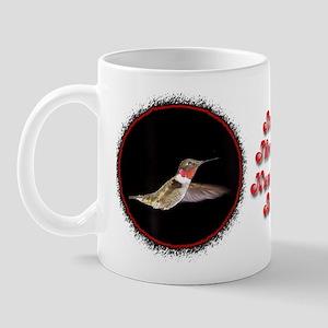 Humming Bird Mug