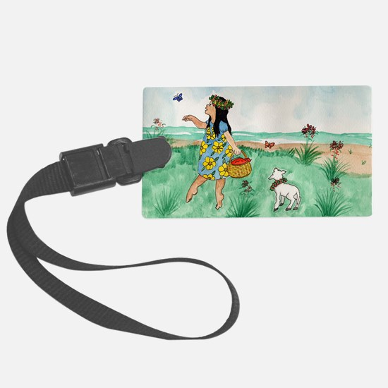 maryhadalamb Luggage Tag
