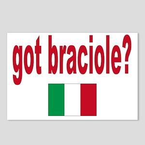 got braciole Postcards (Package of 8)