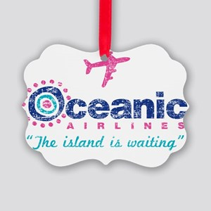 Oceanic Picture Ornament