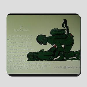 CombatMedicPrayer Mousepad
