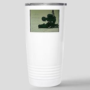 CombatMedicPrayer Stainless Steel Travel Mug