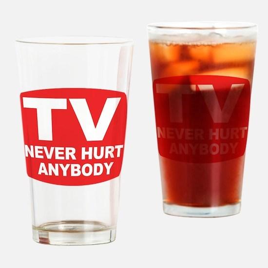 neverhurtanybody Drinking Glass