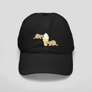 2 beaverS_4 Black Cap