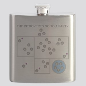 introverts go to a party Flask