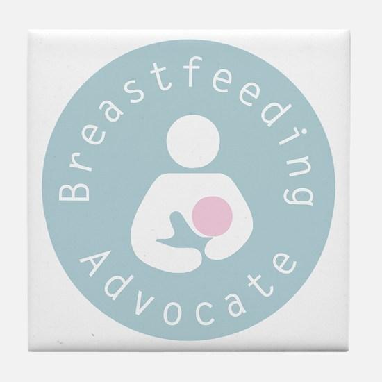 Breastfeeding Advocate - 4 Tile Coaster