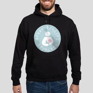 Breastfeeding Advocate - 4 Hoodie (dark)