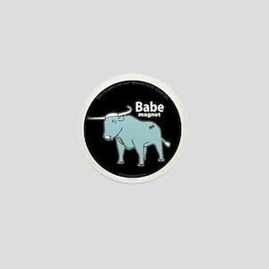Babe_magnet ( fixed ) Mini Button