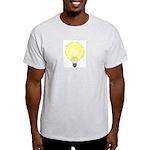 How Many Legislators? Ash Grey T-Shirt