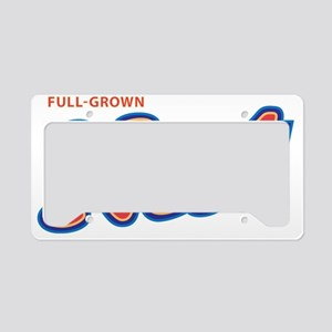 C-261 (nut)K License Plate Holder