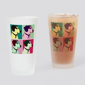 arnie monroe copy Drinking Glass