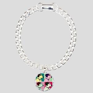 arnie monroe copy Charm Bracelet, One Charm