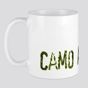 Camo American Mug