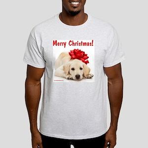 merry_christmas_3 Light T-Shirt