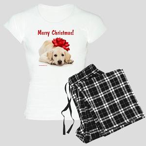 merry_christmas_3 Women's Light Pajamas