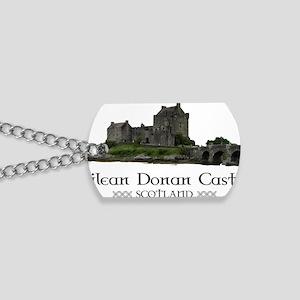 Eilean Donan Castle Dog Tags