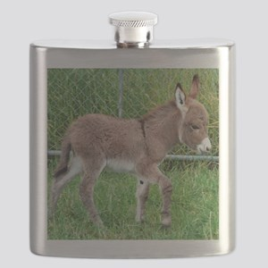 Miniature Donkey Foal Flask
