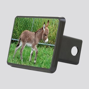 Miniature Donkey Foal Rectangular Hitch Cover