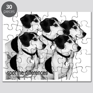 spot the differences poster copy Puzzle