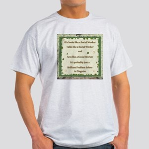 brilliant problem solver Light T-Shirt